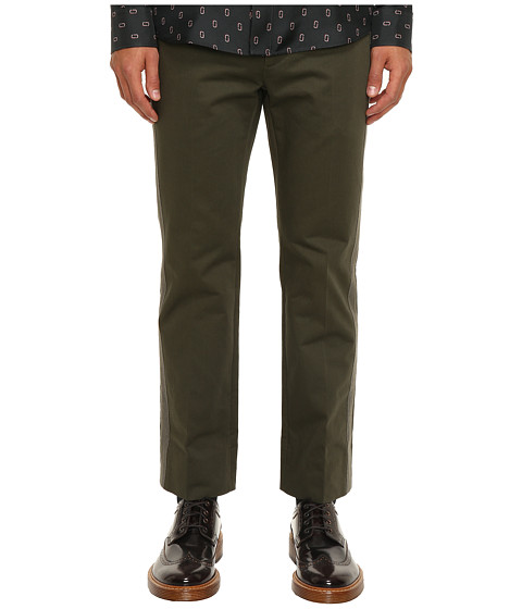 Marc Jacobs Cotton Sateen Trousers
