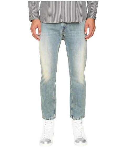 Marc Jacobs Straight Leg Denim in Bleach Wash