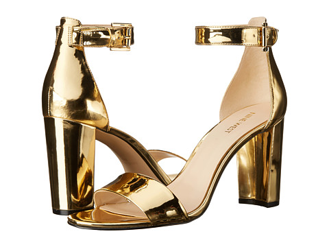 Nine West Nora - Gold Synthetic