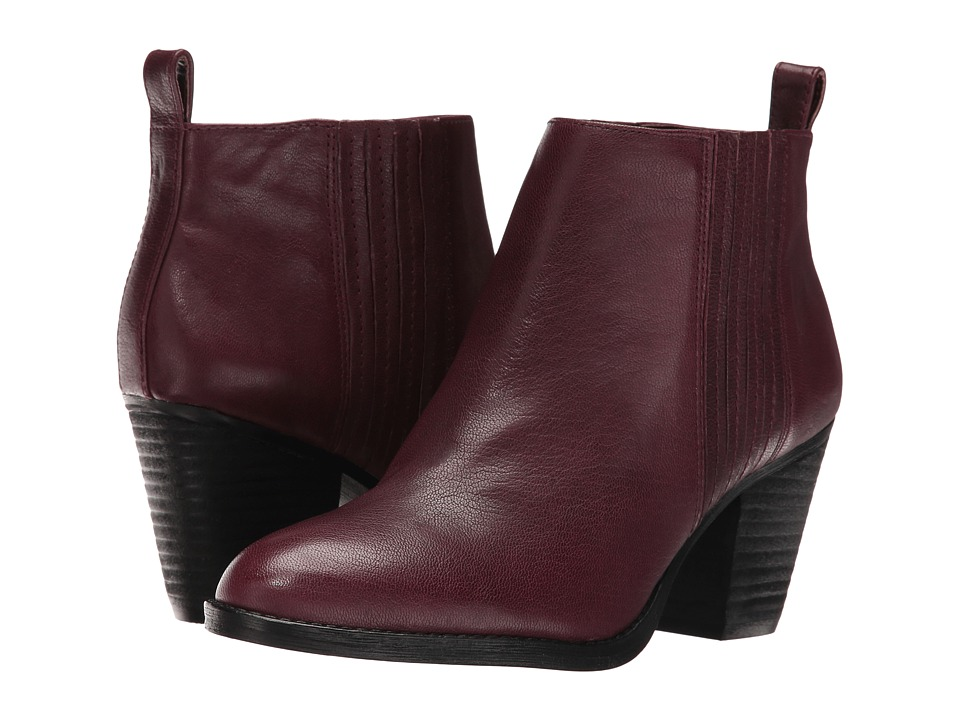 Nine West Fiffi (Wine Leather) Women
