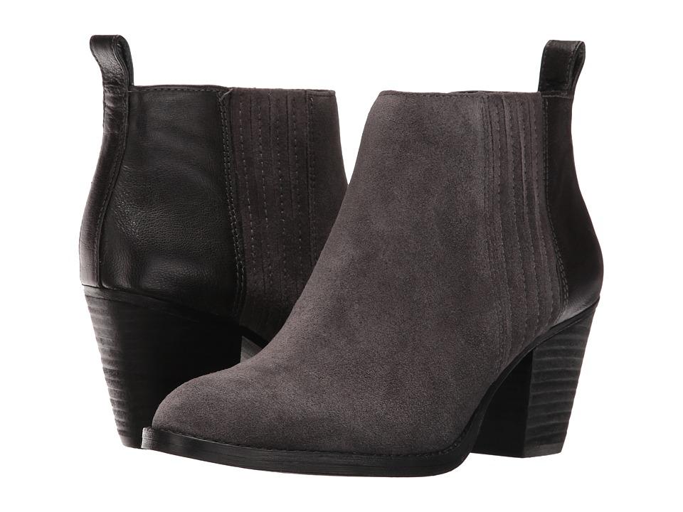 Nine West Fiffi (Dark Grey/Dark Grey Suede) Women