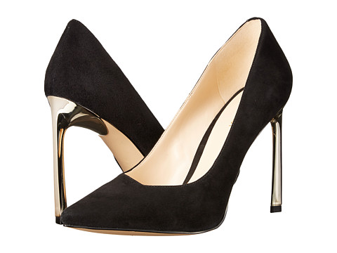 Nine West Kaylee - Black Suede