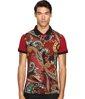 Versace Jeans - Classic Printed Polo