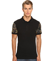 Versace Jeans - Classic Polo with Print Detail