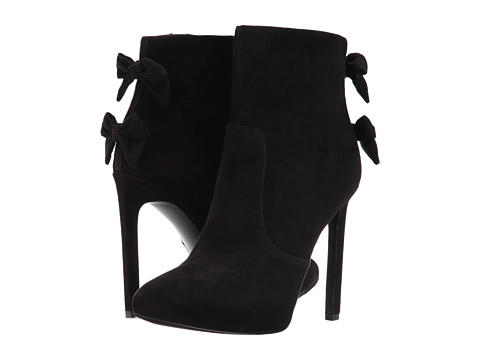 Nine West Lateeri - Black Suede