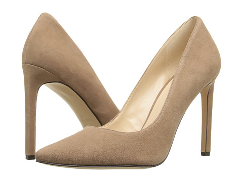Nine West Tatiana - Natural Suede