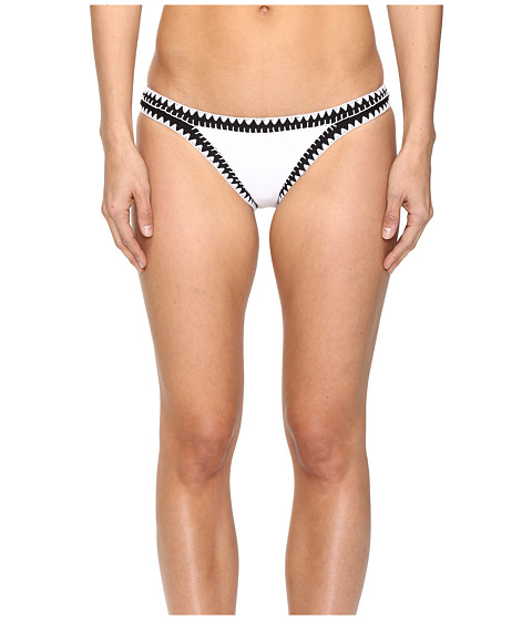 Seafolly Summer Vibe Hipster Bottoms - White