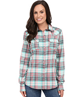 Cruel - Arena Long Sleeve Yarn Dyed Plaid