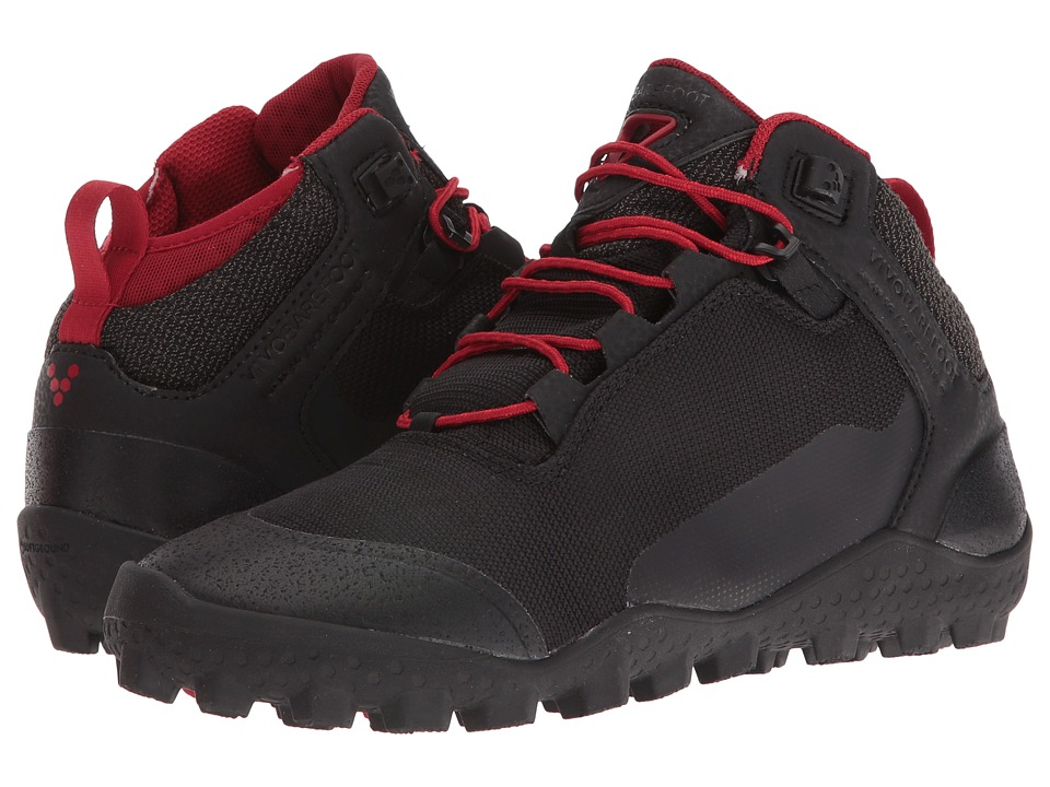 Vivobarefoot - Hiker Soft Ground (Black) Womens Shoes