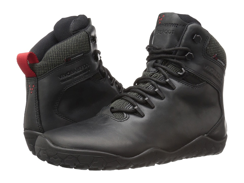 Vivobarefoot Tracker Firm Ground (Black) Men