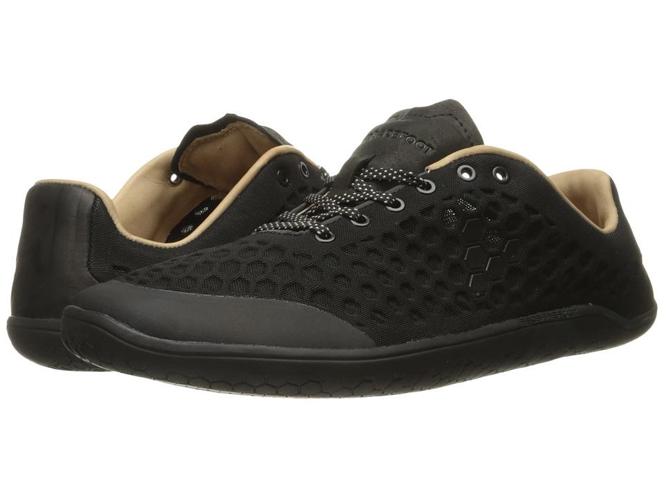 Vivobarefoot - Stealth Lux (Black) Mens Shoes