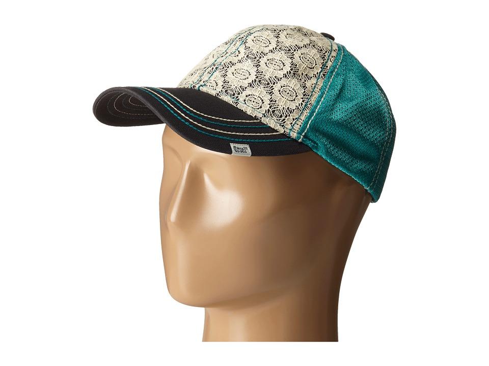 Cruel Unstructured Mesh Trucker Grey Traditional Hats