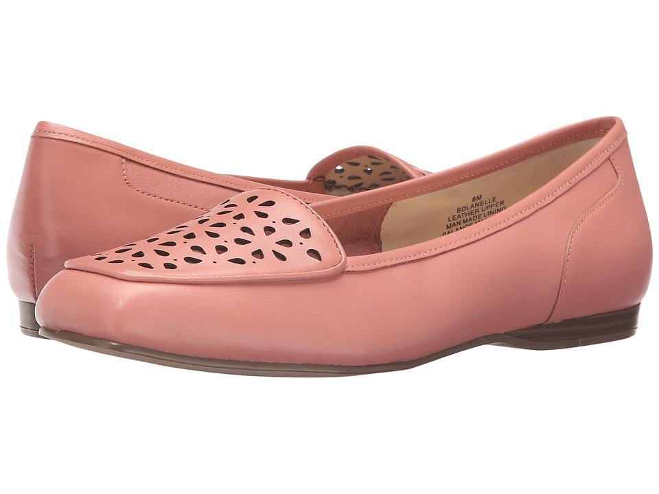 Bandolino - Lanelle (Pink/Orange Leather) Women
