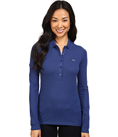 Lacoste - Long Sleeve Stretch Pique Polo