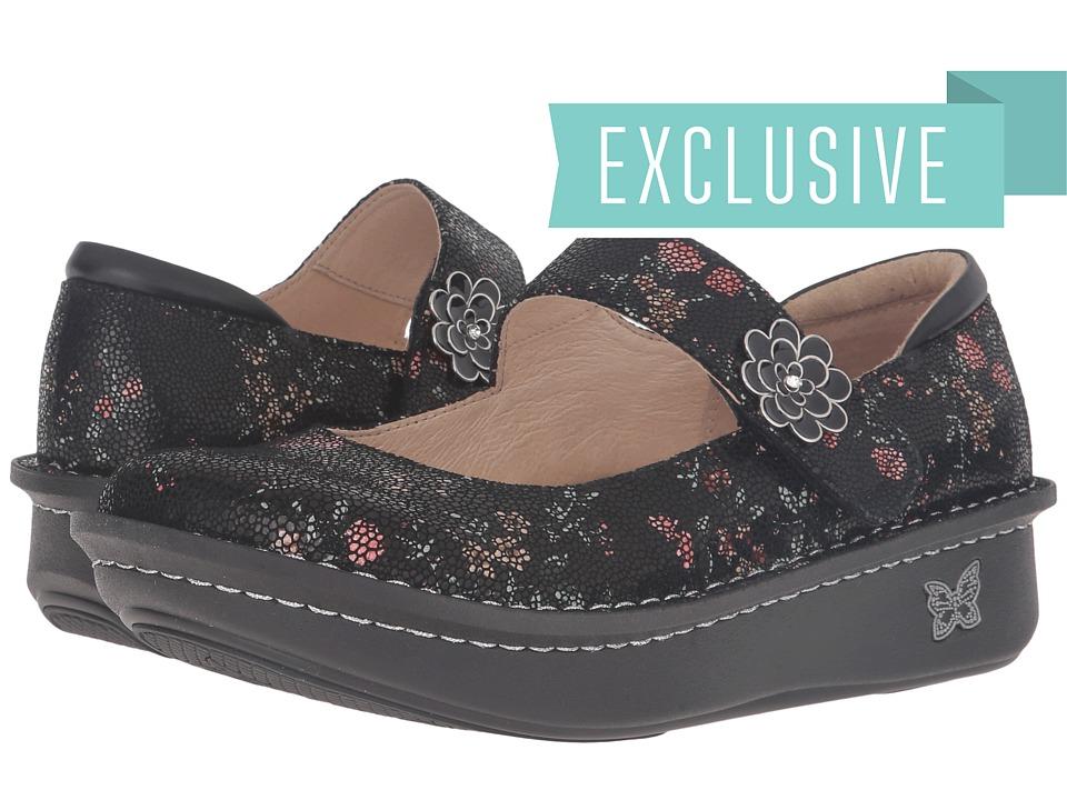 Alegria Paloma (Sweetie Pie Suede) Maryjane Shoes
