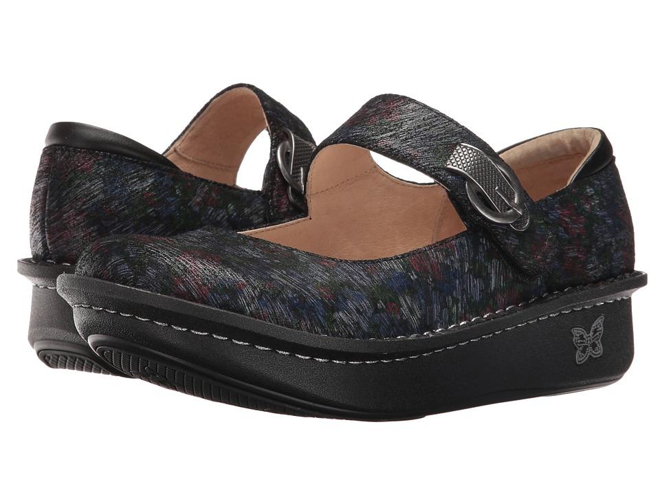 Alegria Paloma (Raked Garden) Maryjane Shoes