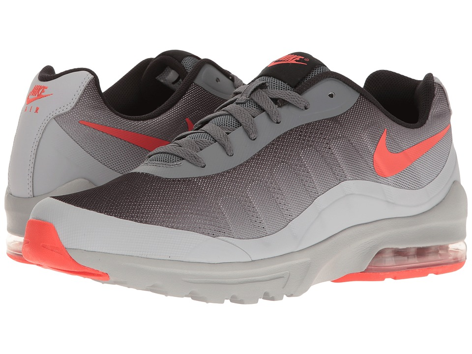 Nike Air Max Invigor (Dark Grey/Wolf Grey/Black/Max Orange) Men
