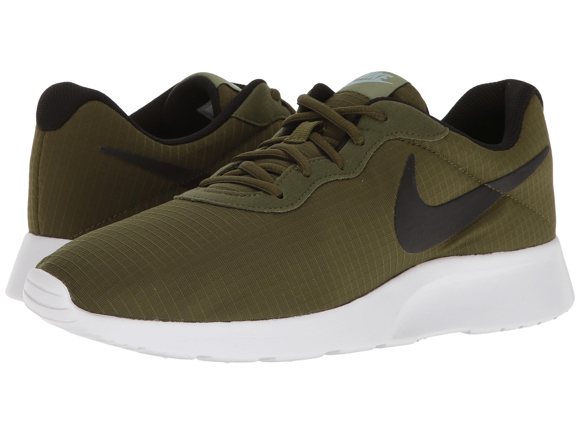 Nike Tanjun Premium Legion Green/White/Palm Green/Black ...