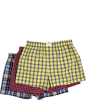 Tommy Hilfiger - Cotton Woven Boxer 3-Pack