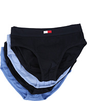 Tommy Hilfiger - Cotton Hip Brief 4-Pack