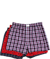 Tommy Hilfiger - Woven Boxers 3-Pack