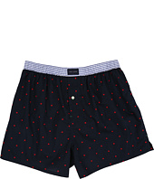 Tommy Hilfiger - Star Print Cotton Woven Boxer
