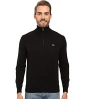 Lacoste - Segment 1 1/4 Zip Jersey Sweater