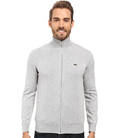 Lacoste - Segment 1 Full Zip Jersey Sweater