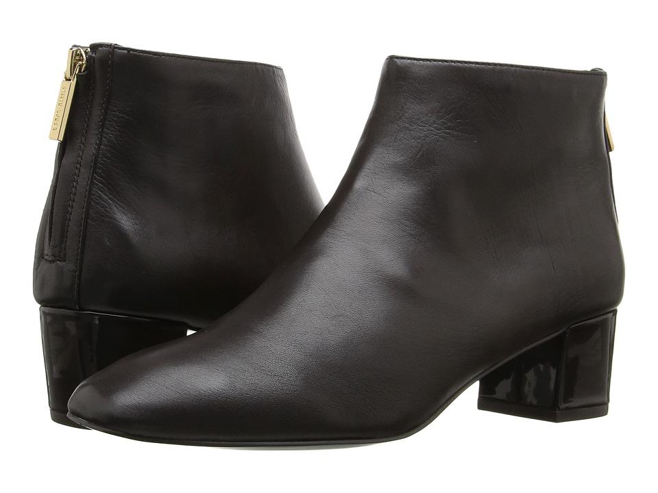 Nine West - Anna (Dark Brown Leather) Women