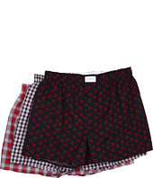 Tommy Hilfiger - Woven Boxer 3-Pack