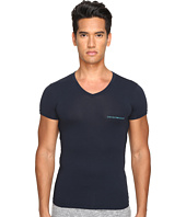 Emporio Armani - Stretch Cotton Color Multipack V-Neck