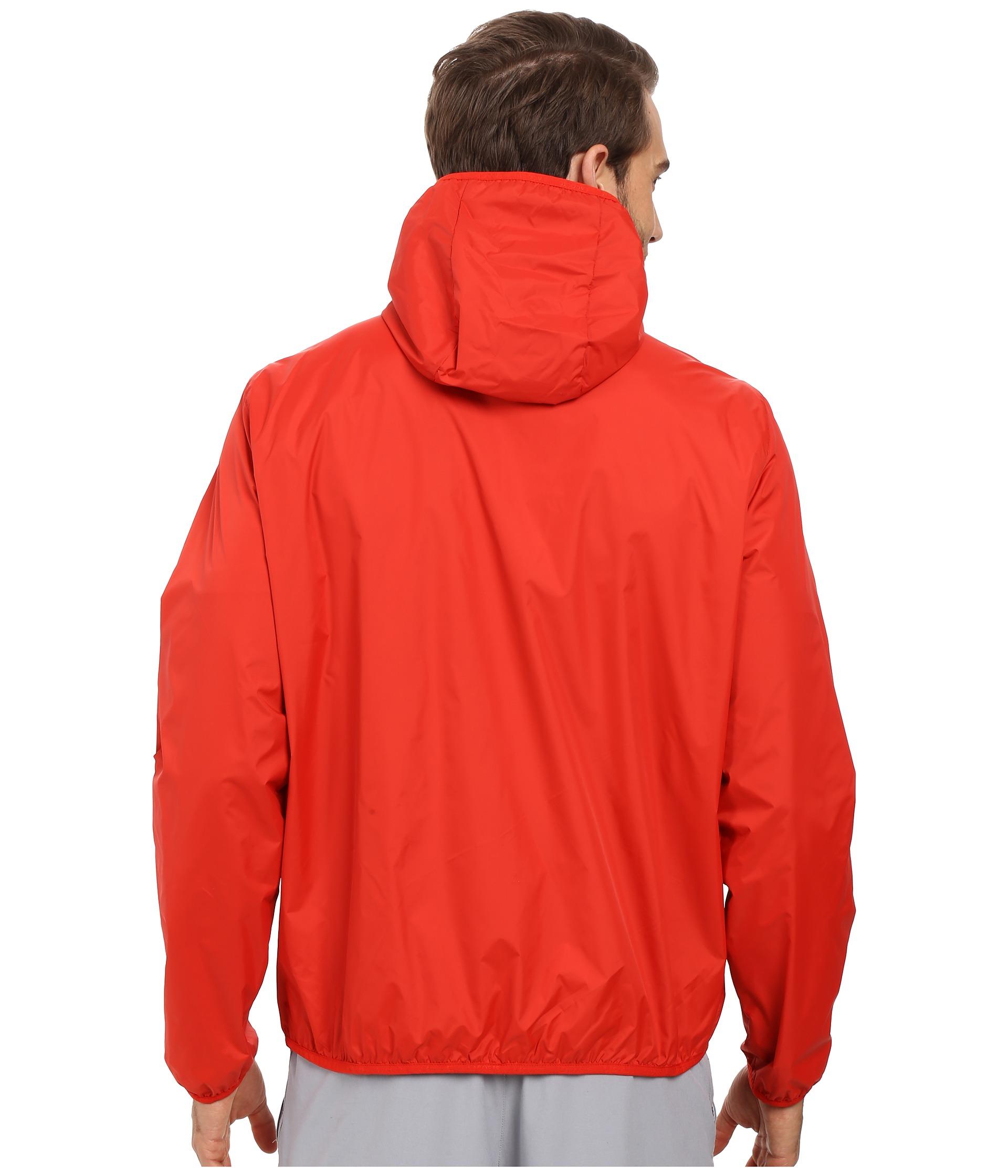 lacoste sport taffeta jacket matador red free. Black Bedroom Furniture Sets. Home Design Ideas