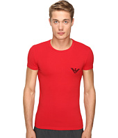 Emporio Armani - Xmas-Mirror Effect Eagle T-Shirt