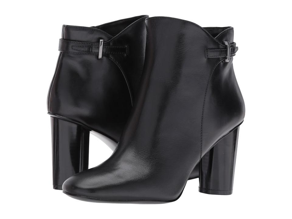 Nine West Vaberta (Black Leather) Women