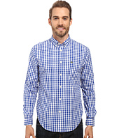 Lacoste - Segment 1 Long Sleeve Gingham Check