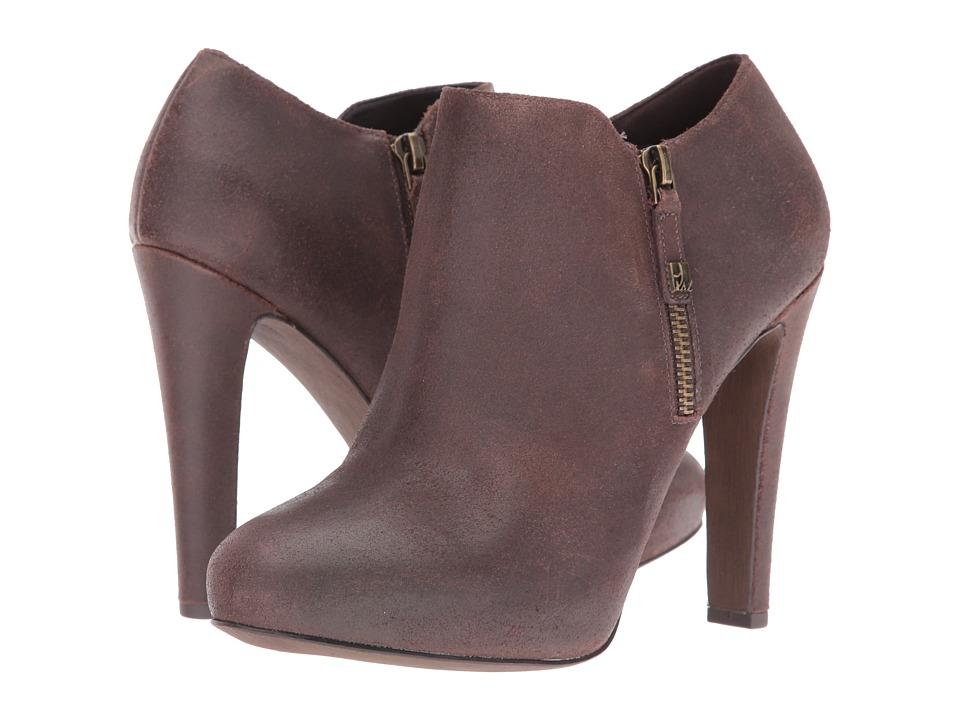 Nine West - Binnie (Dark Brown Leather) Women