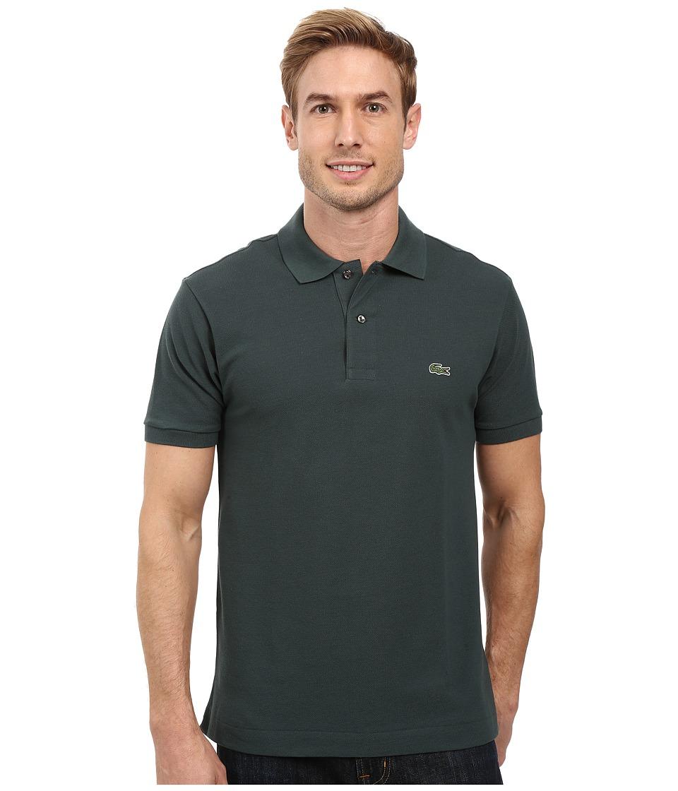 Lacoste - L1212 Classic Pique Polo Shirt (Bronze) Men