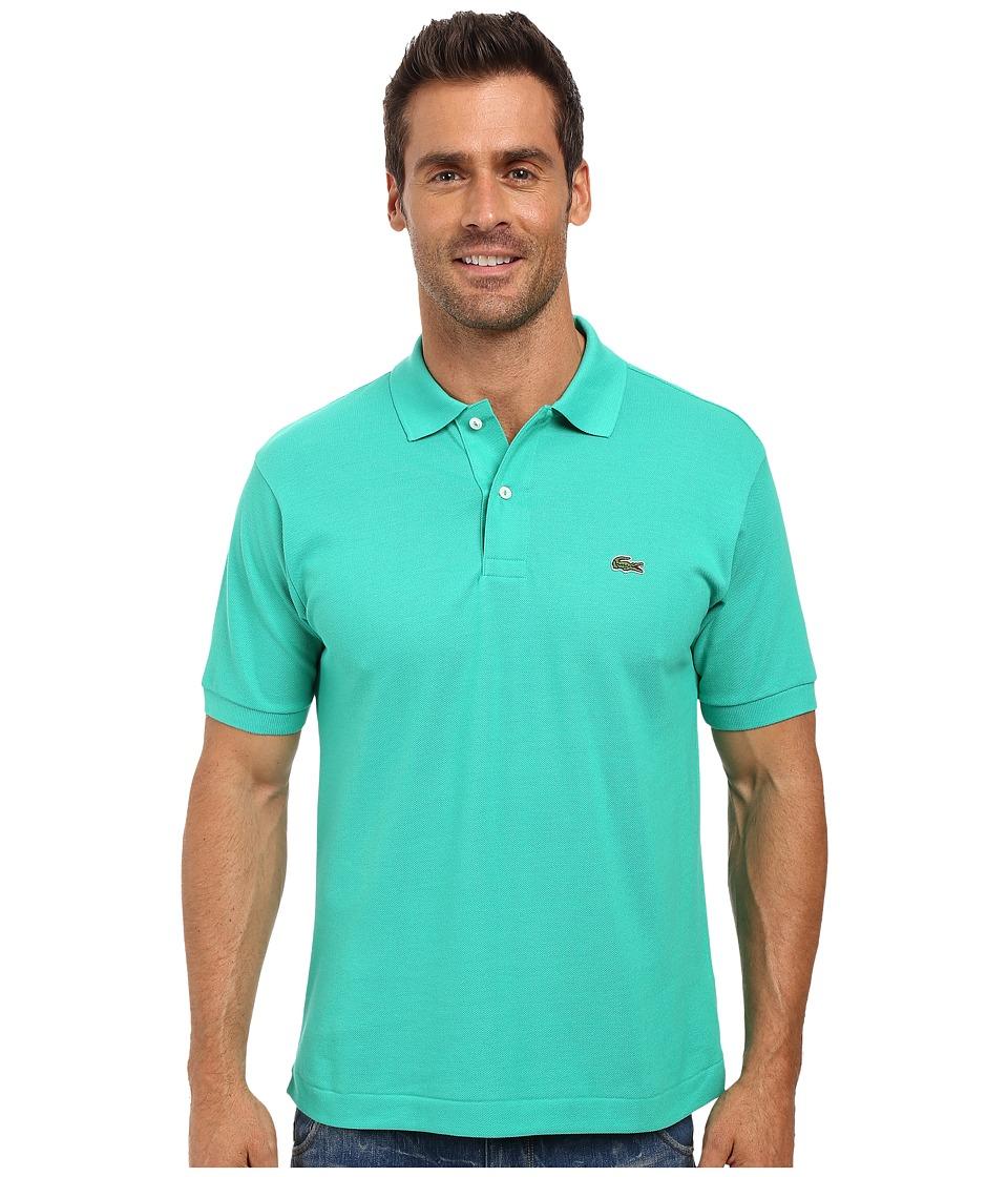 Lacoste - L1212 Classic Pique Polo Shirt (Olivine) Men