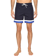 Lacoste - Color Block Swim Shorts