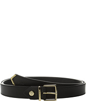 Lacoste - Premium Pebbled Leather Belt