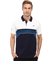 Lacoste - T1 Short Sleeve Superlight Chest Stripe Detail
