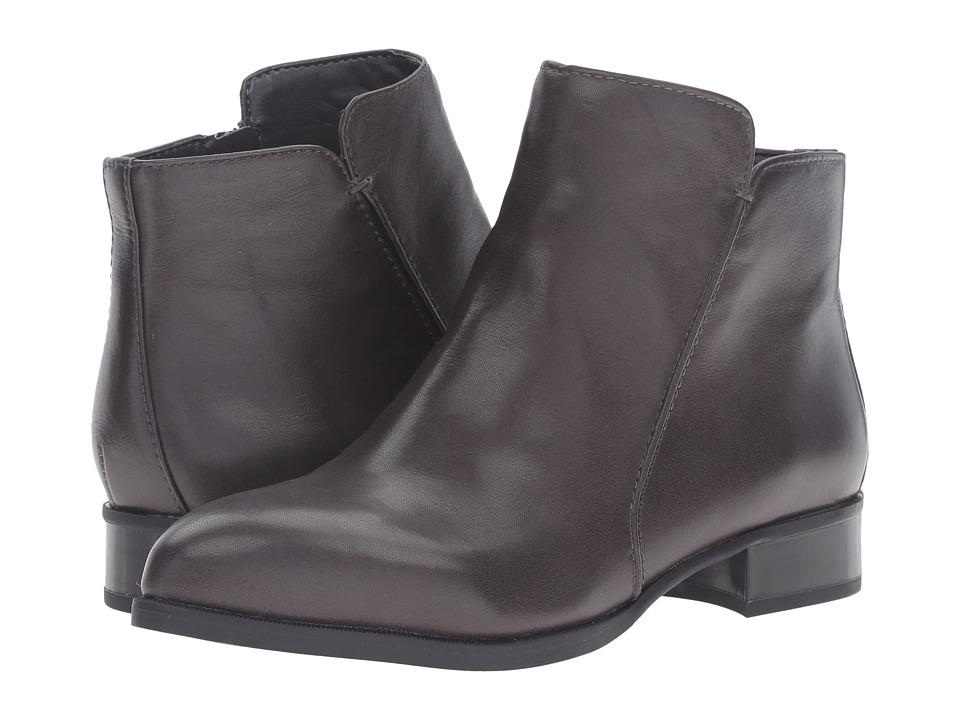 Nine West Norabel (Dark Grey Leather) Women