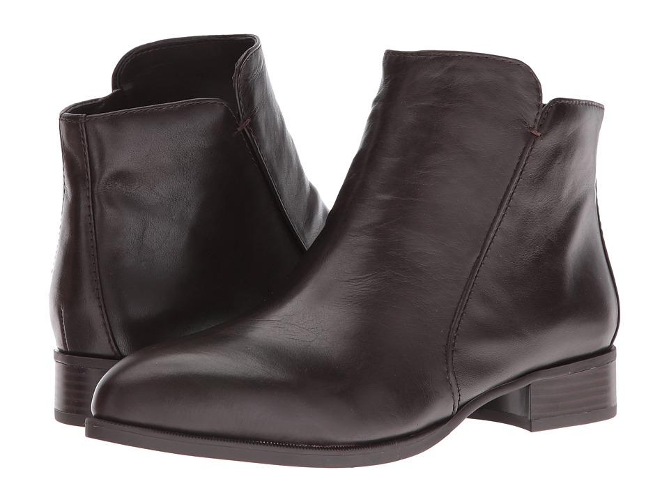 Nine West Norabel (Dark Brown Leather) Women