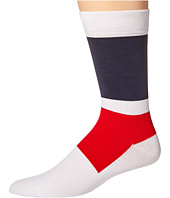Lacoste - Color Blocked Sock