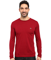 Lacoste - Long Sleeve Pima Jersey Crew Neck Tee Shirt