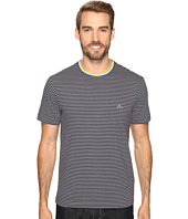 Lacoste - Short Sleeve Resort Stripe Tee