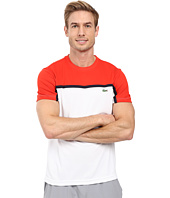 Lacoste - Sport Short Sleeve Ultra Dry Color Block
