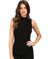 Vince Camuto - Sleeveless Turtleneck Top