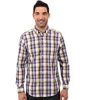 Nautica - Long Sleeve Plaid Shirt w/ Pocket