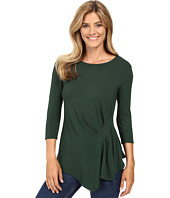 Vince Camuto - 3/4 Sleeve Side Ruched Top